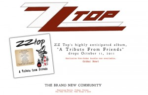 Home Page ZZ-Top
