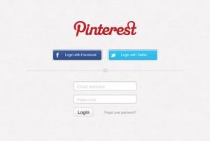 Pinterest Foto-Sharing für Unternehmen