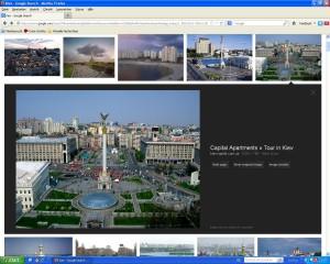 Neue Google Bildersuche